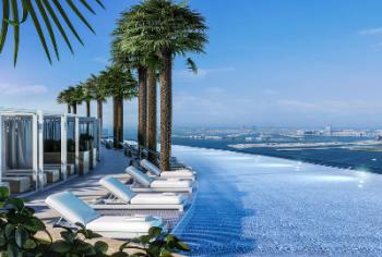 Luxury by the beach - The ADDRESS RESORT