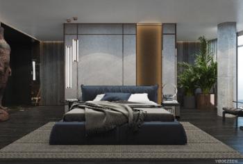 Contemporary Suite in Dubai hills