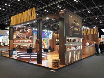HRI Exhibition stand