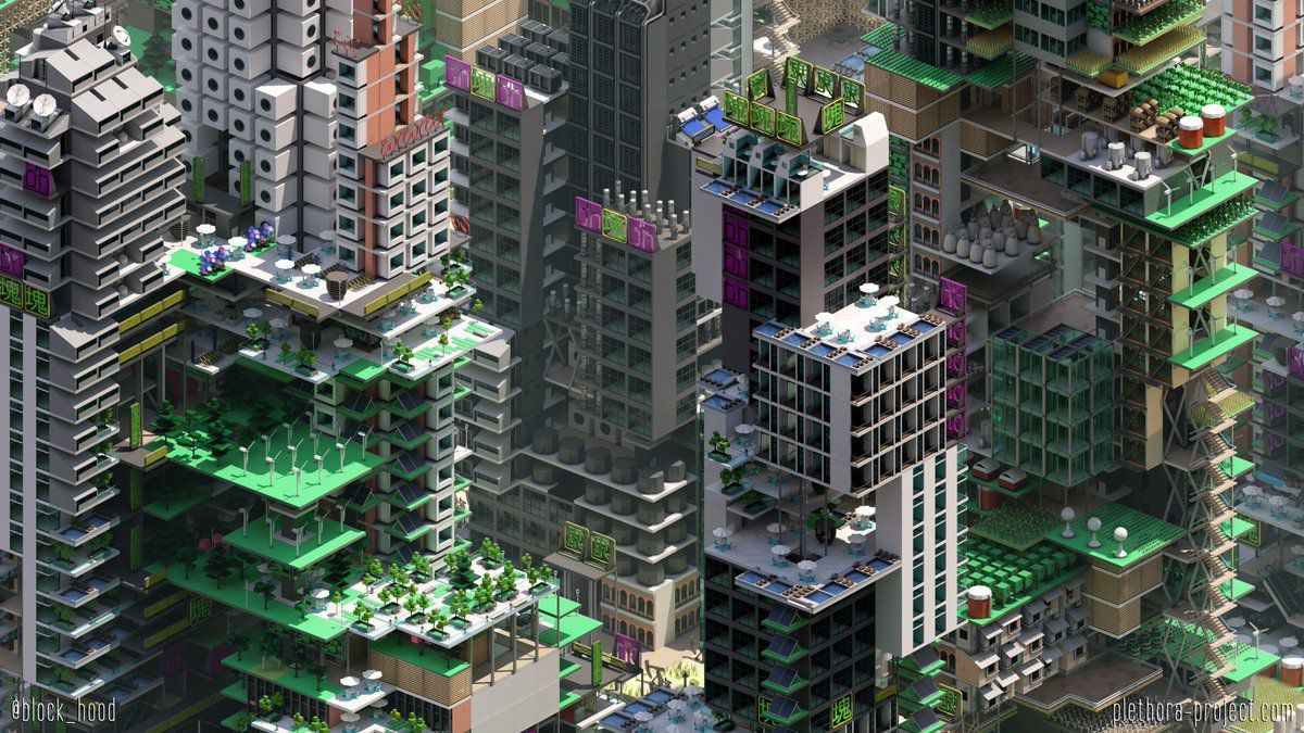 Block'hood by Plethora Project
