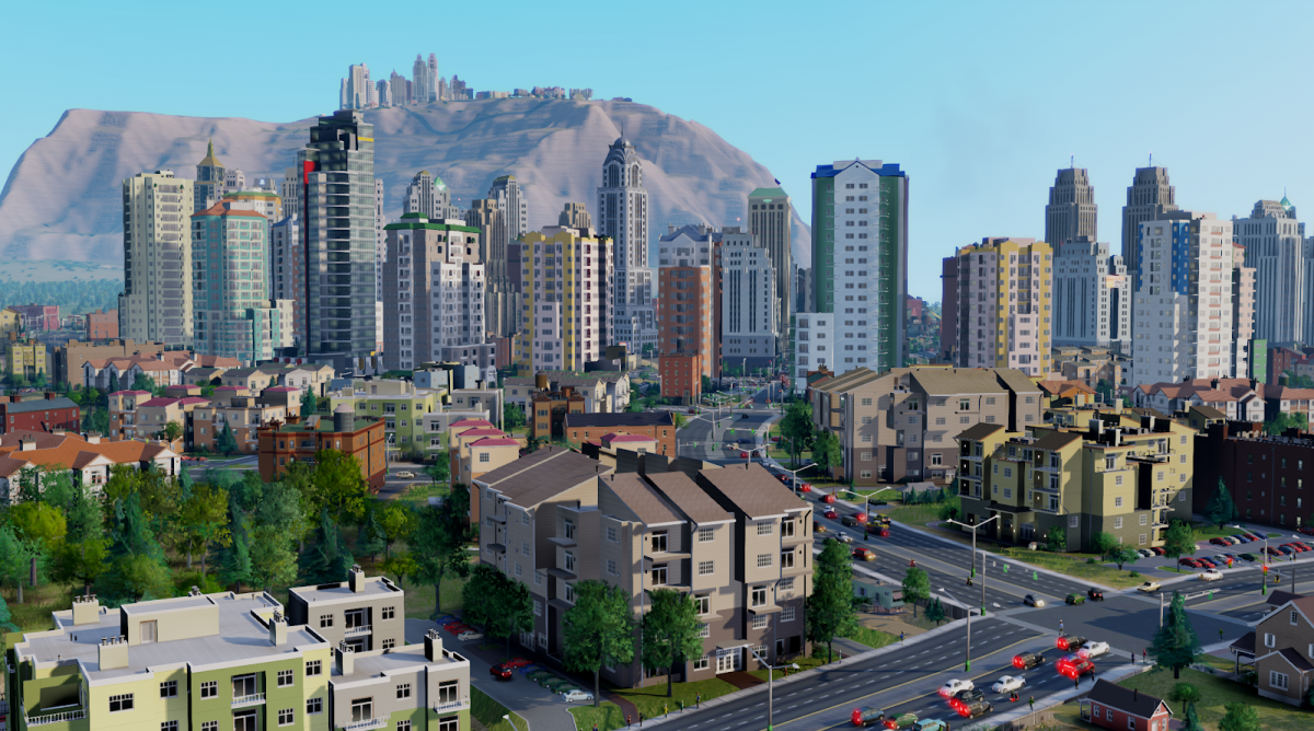 SimCity by EA Maxis