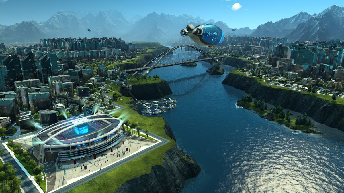 Anno 2205 by Blue Byte Mainz