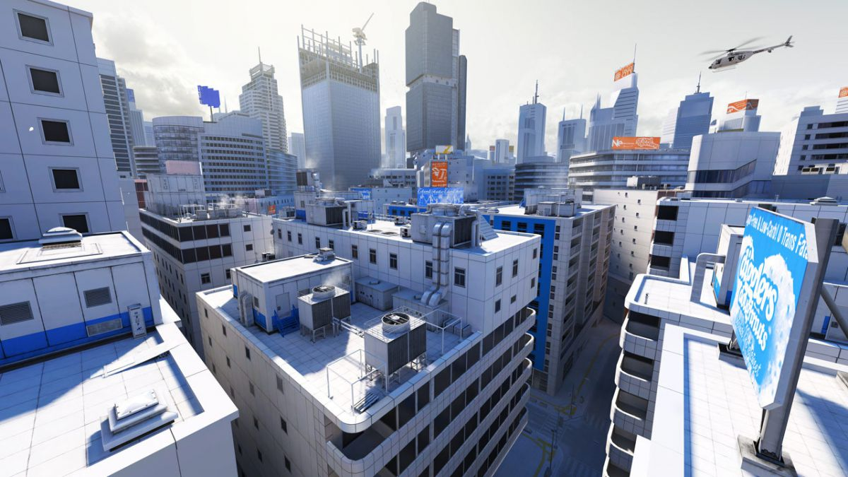 Mirror's Edge Catalyst by Electronic Arts